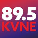 KVNE logo