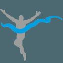 Nova Poshta Kyiv Half Marathon logo icon