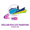 Wizz Air Kyiv City Marathon logo icon