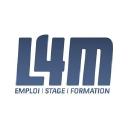 L4 M logo icon