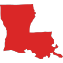 Louisiana Crawfish logo icon