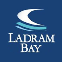 Ladram Bay logo icon