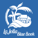 La Jolla Blue Book logo icon