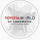Toyota World logo