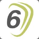Laku6 logo icon