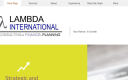 Lambda International Consultants, LLC - Send cold emails to Lambda International Consultants, LLC