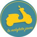 La Mobylette Jaune logo icon