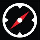 Landenkompas logo icon