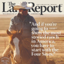 Land Report logo icon