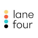 Lane Four Data logo icon