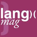 Language Magazine logo icon