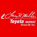 Larry H. Miller Toyota Murray Company Logo