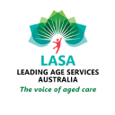 Leading Age Services Australia logo icon