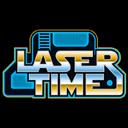 Laser Time logo icon