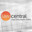 Law Central logo icon