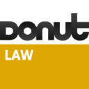 Business Law Donut logo icon