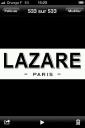Lazare   Paris logo icon