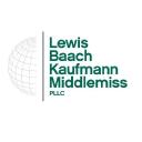 Lewis Baach P logo