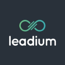 Leadium logo icon