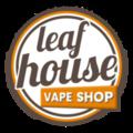 Leaf House Vape Shop logo icon