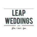 Leap Weddings logo