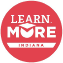 Learn More Indiana logo icon
