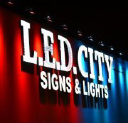 Led City   Signs & Lights logo icon