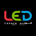 Led Corner logo icon