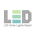 Led Grow Lights Depot logo icon