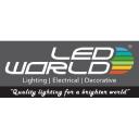 Led World logo icon