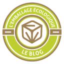 L'emballage écologique logo icon