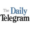 The Daily Telegram logo icon