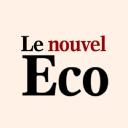 Le Nouvel Economiste logo icon
