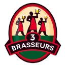 Les 3 Brasseurs logo icon