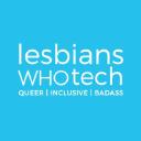 Lesbians Who Tech logo icon