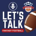 Let's Talk Fantasy Football logo icon