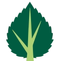 Level Green Landscaping logo icon