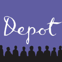 The Depot logo icon