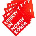 Liberty In North Korea logo icon