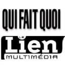 Le Lien MultimÉdia logo icon