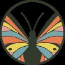Lifeasabutterfly logo icon