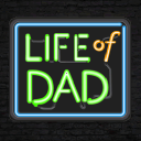 Life Of Dad logo icon