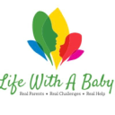Life With A Baby logo icon