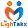 Lightake logo icon