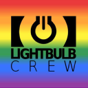 Lightbulb Crew logo icon