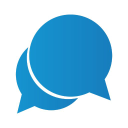 Linked Chat logo icon