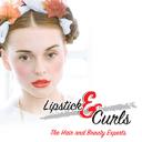 Lipstick And Curls logo icon