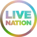 Live Nation France logo icon