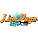 Live Page Cafe logo