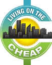 Living On The Cheap logo icon
